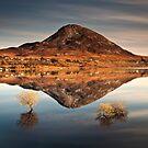Reflections of Errigal by GaryMcParland