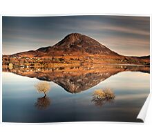 Reflections of Errigal Poster
