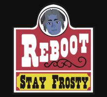 Stay Frosty Kids Tee