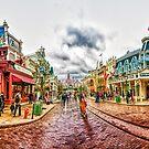 Main Street USA by FelipeLodi