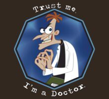 Trust me. I'm a Doctor. by ShoeboxMemories