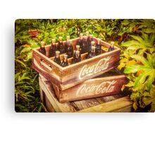 Coca-Cola Canvas Print