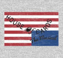 House Of Cards (The Musical) Kids Clothes