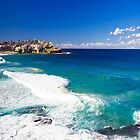 bondi panorama by faithie
