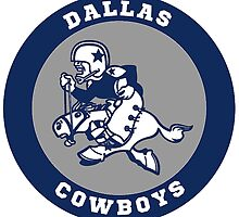 Dallas Cowboys by bimbim