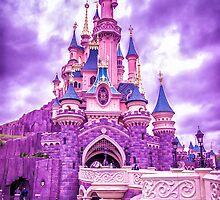 Sleeping Beauty Castle by FelipeLodi