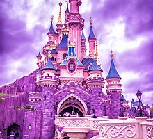 Sleeping Beauty Castle by FelipeLodi