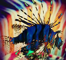 4554 Lionfish by AnkhaDesh