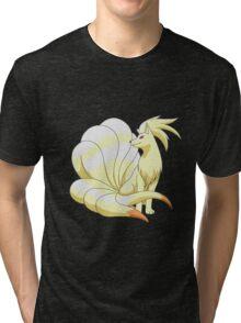 nine tales design Tri-blend T-Shirt