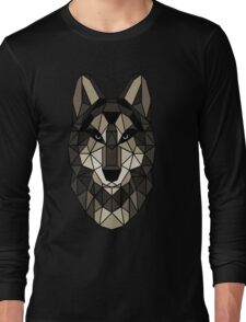 <Acquire the wolf> Long Sleeve T-Shirt