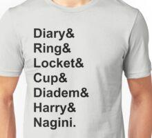 Horcrux Jetset Unisex T-Shirt