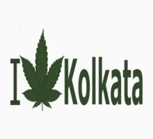0068 I Love Kolkata by Ganjastan