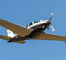 Beechcraft A36 Bonanza N8220M by Colin Smedley