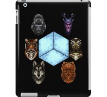 Teenagers with a death wish iPad Case/Skin