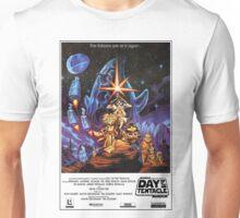 Maniac Manson Star Wars spoof Poster design Unisex T-Shirt