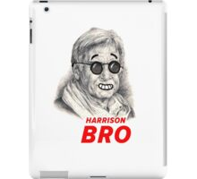 Harrison Bro iPad Case/Skin