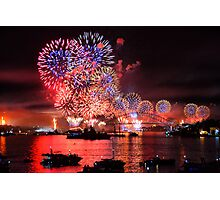 International Fleet Review Photographic Print