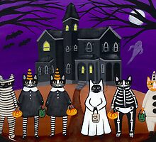 The Haunted House by Ryan Conners