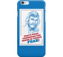 "GANGS OF NEW YORK - Bill ""the Butcher"" Cutting iPhone Case/Skin"