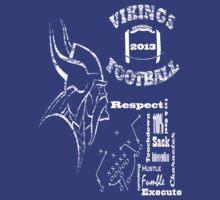 Vikings Football 2013  by JamesChaffin