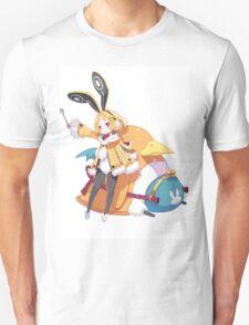 disgaea usalia and fat prinnie Unisex T-Shirt