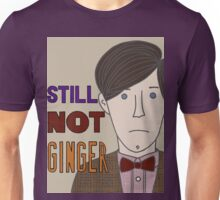 Still Not Ginger Unisex T-Shirt
