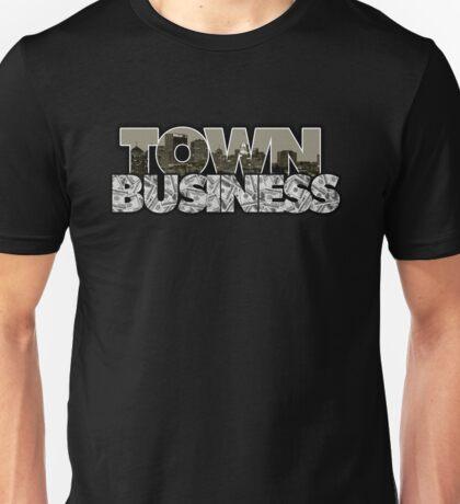 Town Business Raiders Edition Unisex T-Shirt