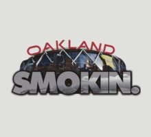 Oakland Smokin. by themarvdesigns