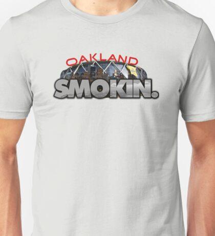 Oakland Smokin. Unisex T-Shirt