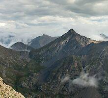 Mount Adams - Sangre de Cristo Wilderness, Colorado by Jason Heritage
