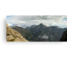 Mount Adams - Sangre de Cristo Wilderness, Colorado Canvas Print