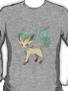 Leafeon Design T-Shirt