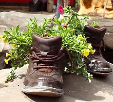 Gardening Shoes by ldredge