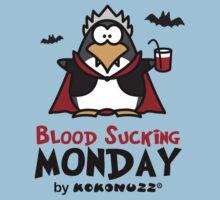 Blood Sucking Monday! - Vampire Penguin by Kokonuzz