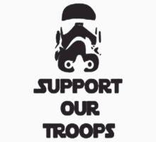 Support our Troops by Alex Landowski