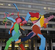 Dancers by corrado