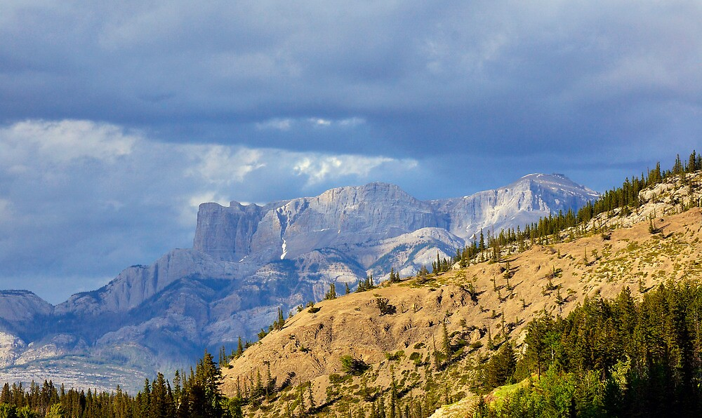 Alberta High Country by Harry Oldmeadow
