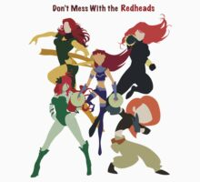 Don't Mess With the Redheads by Jezika89
