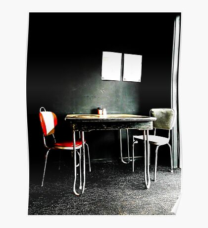A Table for Two Poster