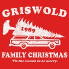 Griswold Family Christmas Shirt by flippinsg