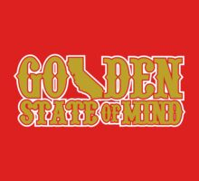 Golden State of Mind Niners Edition by themarvdesigns