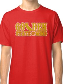 Golden State of Mind Niners Edition Classic T-Shirt