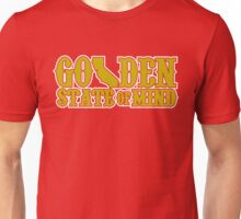 Golden State of Mind Niners Edition Unisex T-Shirt