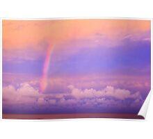 Twilight Rainbow Poster