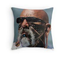 Piercings & Tats Throw Pillow