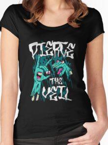 pierce the veil Women's Fitted Scoop T-Shirt