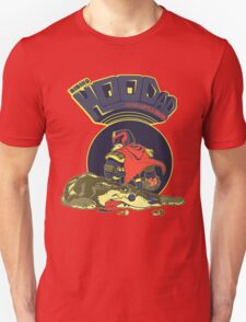 Dredd Riding hood T-Shirt