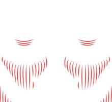 Dia De Los Titán Sticker