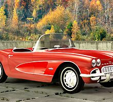 1961 Corvette by Walter Colvin
