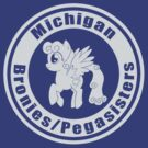 Michigan Bronies/Pegasisters Group Tee by Pelloneus